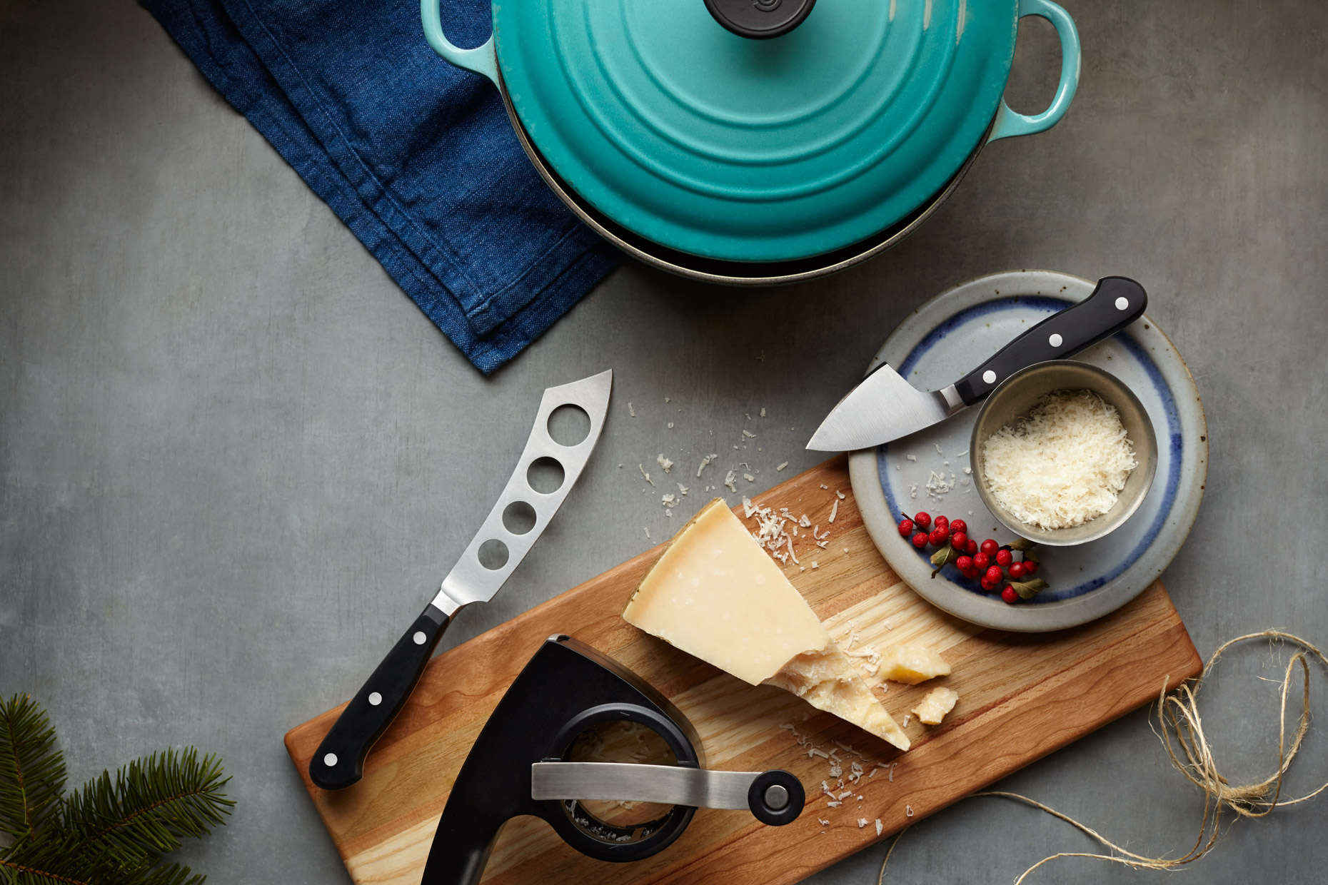 Cowgirl Creamery Cheese Knife Collection